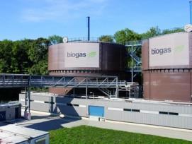 Biogas-Aufbereitungsanlage Werdhölzli, Zürich