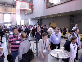 Kaffeepause an der IT-Beschaffungskonferenz