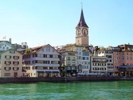 Zürich, St. Peter