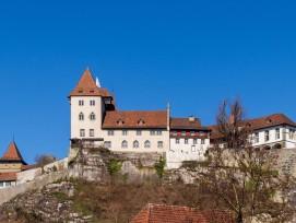 Schloss Burgdorf, Symbolbild.