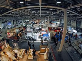 Swissbau 2020 Messehalle