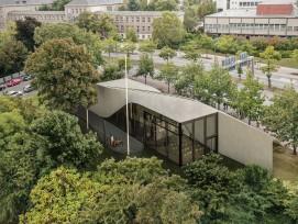Cube - Weltweit erstes Gebäude aus Carbonbeton
