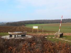 EU-Mittelpunkt in Gadheim