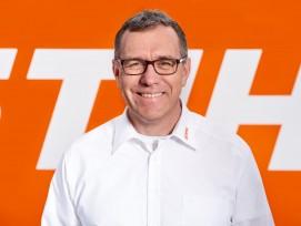 Ralph Turke ist CEO der Stihl Vertriebs AG