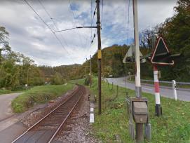 Bahnstrecke Grellingen - Duggingen