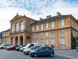 Schloss Grafenfamilie von und zu Egloffstein in Pappenheim