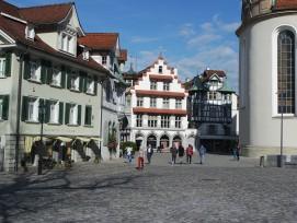 St. Gallen Gallusplatz