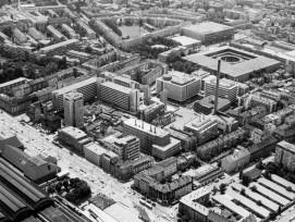 Rosental-Areal im Jahr 1974