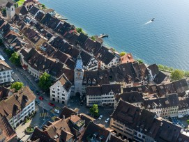 Die Altstadt von Zug