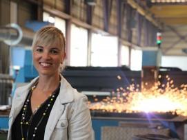 Diana Gutjahr Präsidentin Stahlpromotion Schweiz Nationalrätin SVP