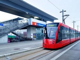 Bernmobil-Tram nach Wabern