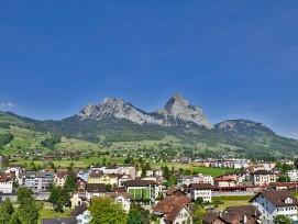 Seewen in der Gemeinde Schwyz