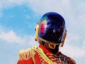 Daft Punk Helm
