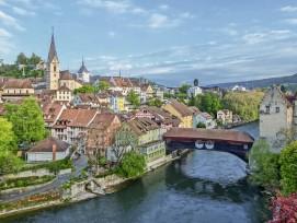 Altstadt von Baden