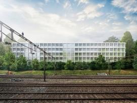 Neubau Gefängnis Winterthur