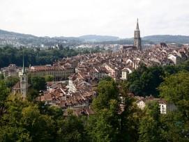 Berner Altstadt, Panorama.