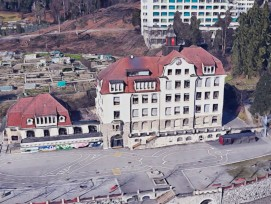 Schule St. Karli in der Stadt Luzern