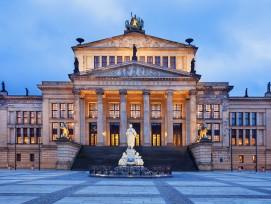 Schauspielhaus Berlin von Karl Friedrich Schinkel