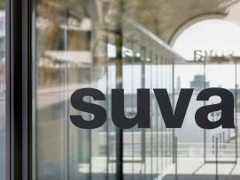 Hauptsitz der Suva in Luzern