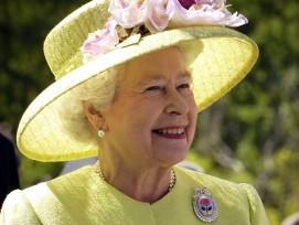 Elizabeth II, Porträt.