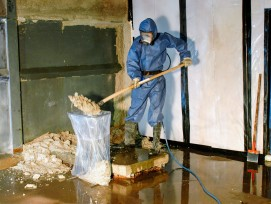 Entsorgung von Asbest oder Schadstoffen