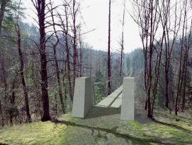 Visualisierung der Tobelbrücke in Küsnacht