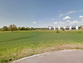 Naturschutzgebiet bei KMU-Park in Uster West