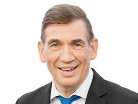 Christoph Lang, Geschäftsführer der FRZ Flughafenregion Zürich