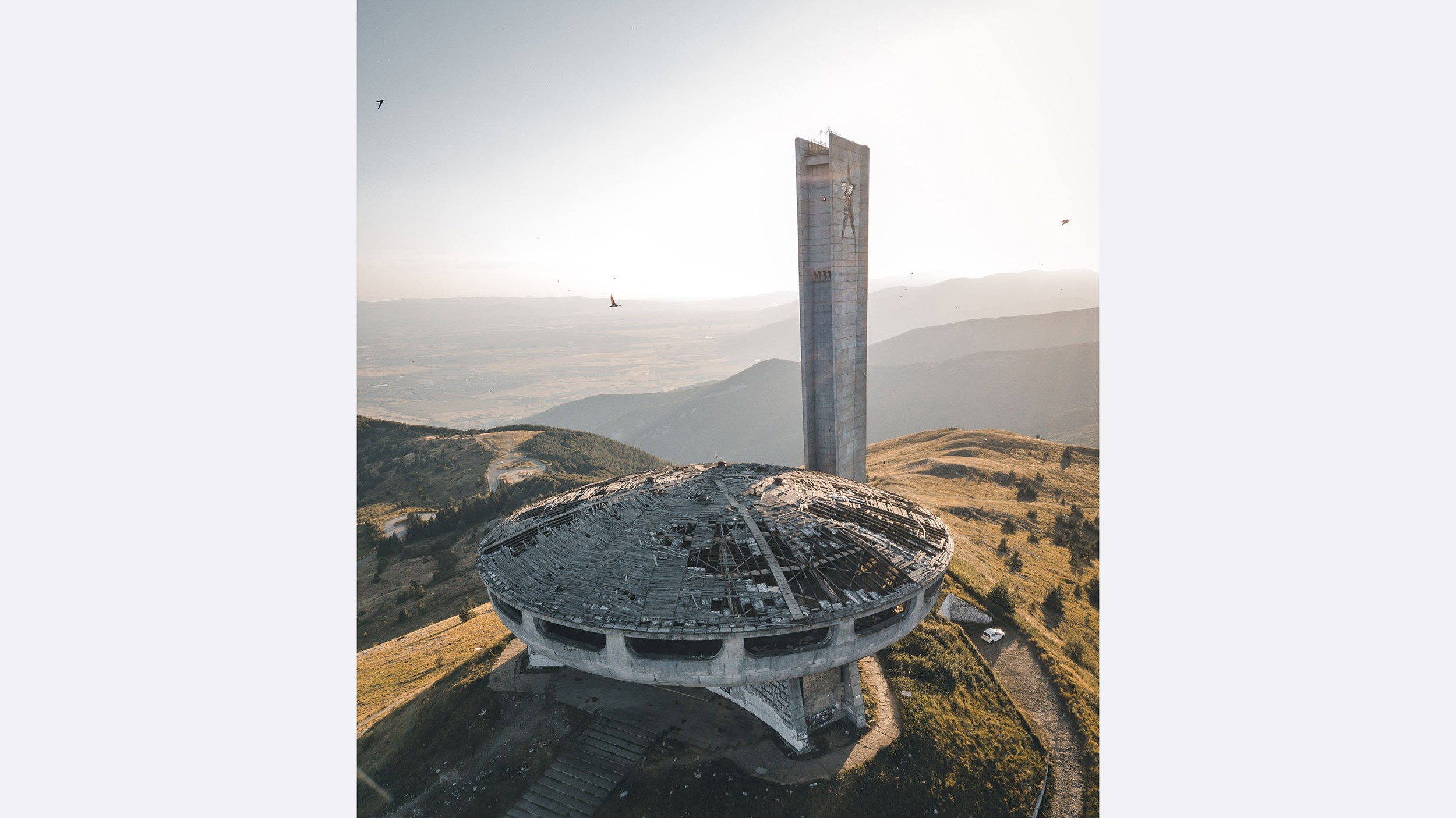 Busludscha-Monument