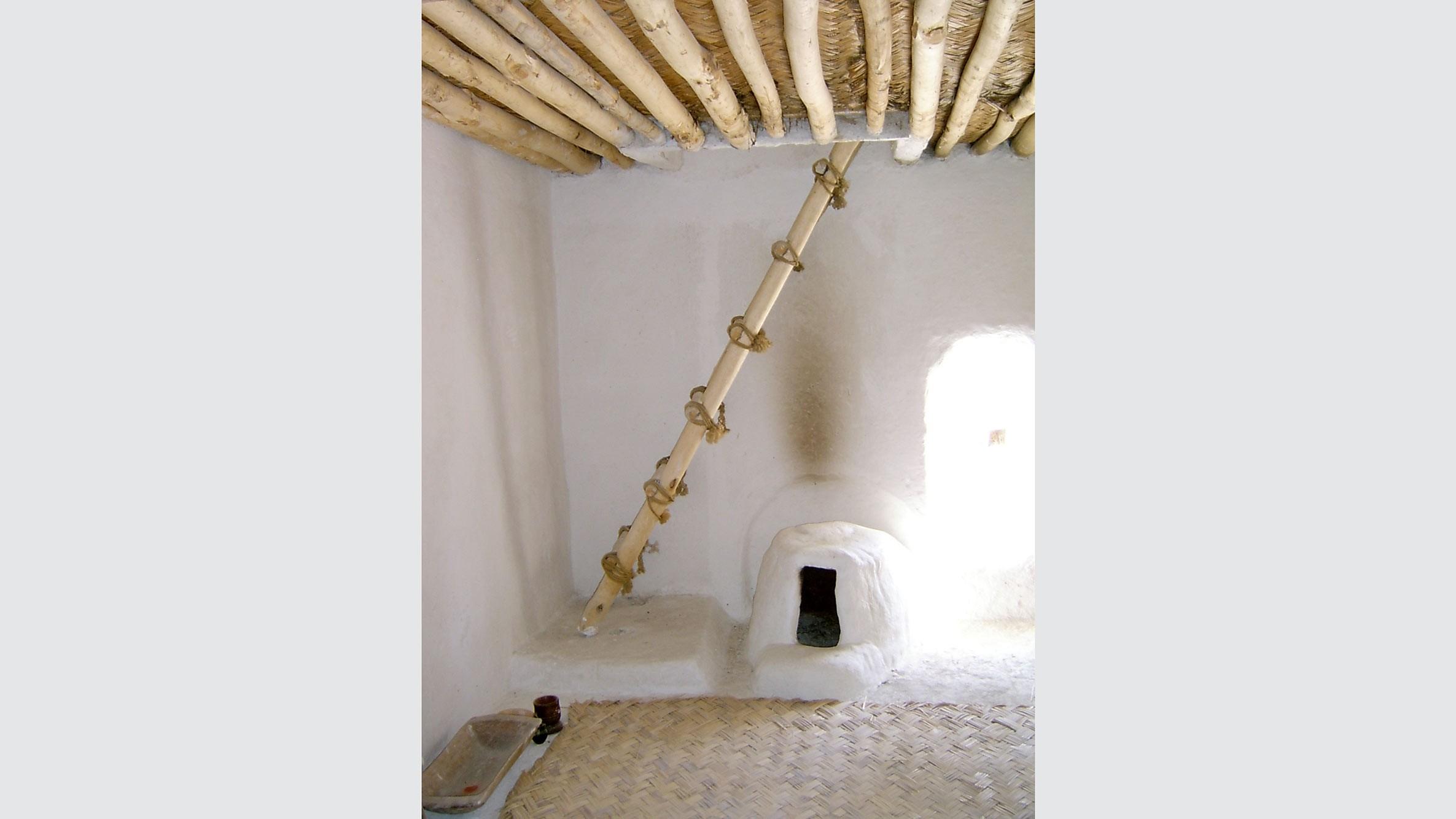 Rekonstruktion eines Innenraums