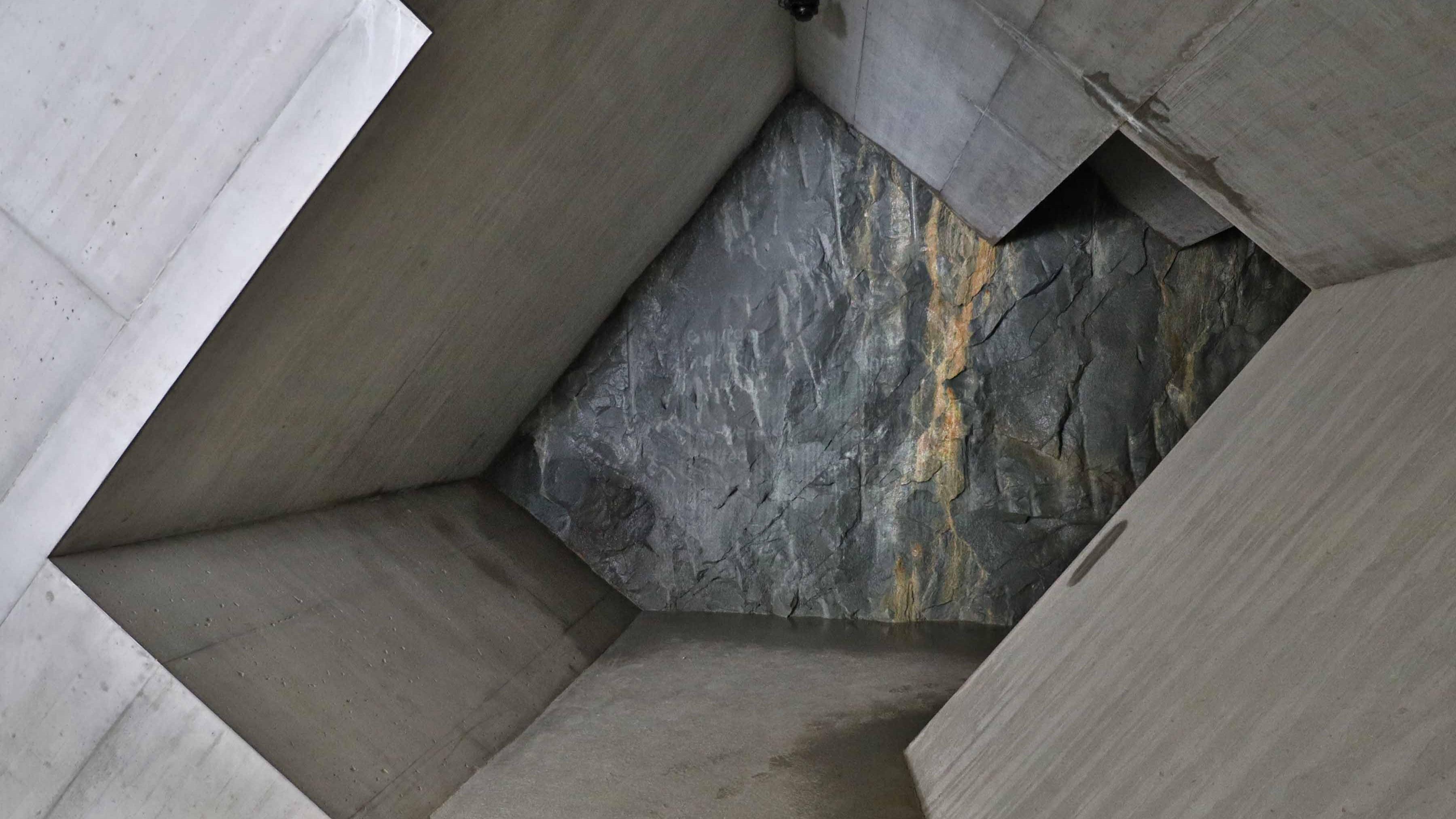 Felsenwelt beim Gletschergarten Luzern