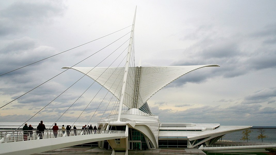 Kunstmuseum in Milwaukee
