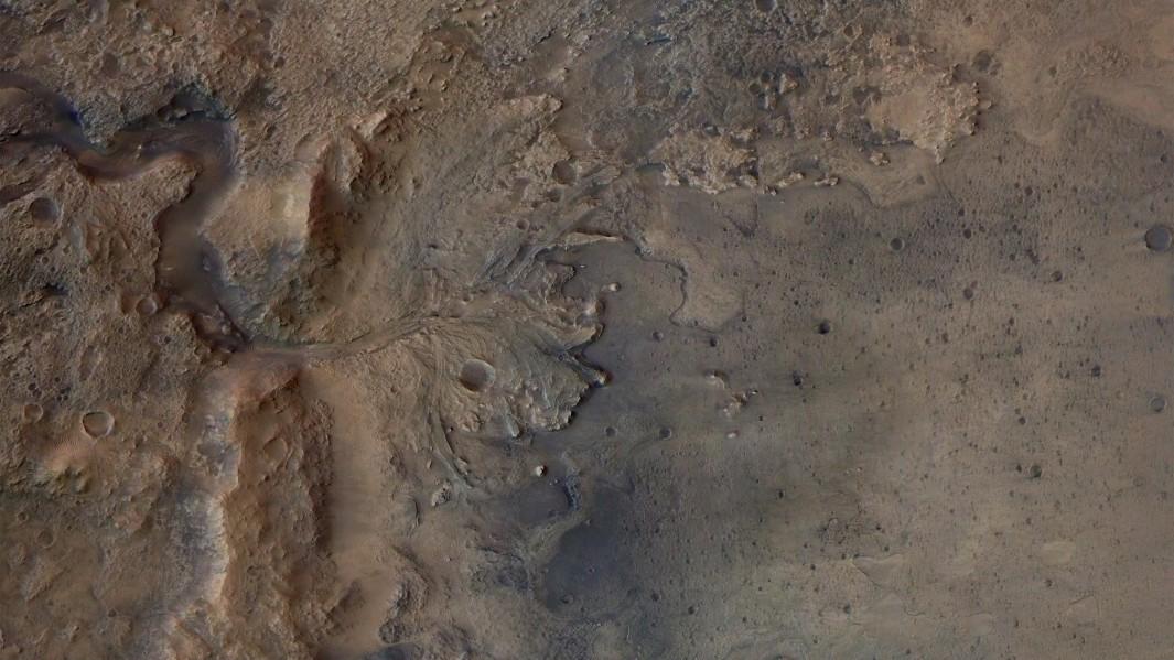 Jezero-Krater