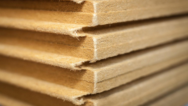 Holzfaserdämmplatte Schilliger Holz