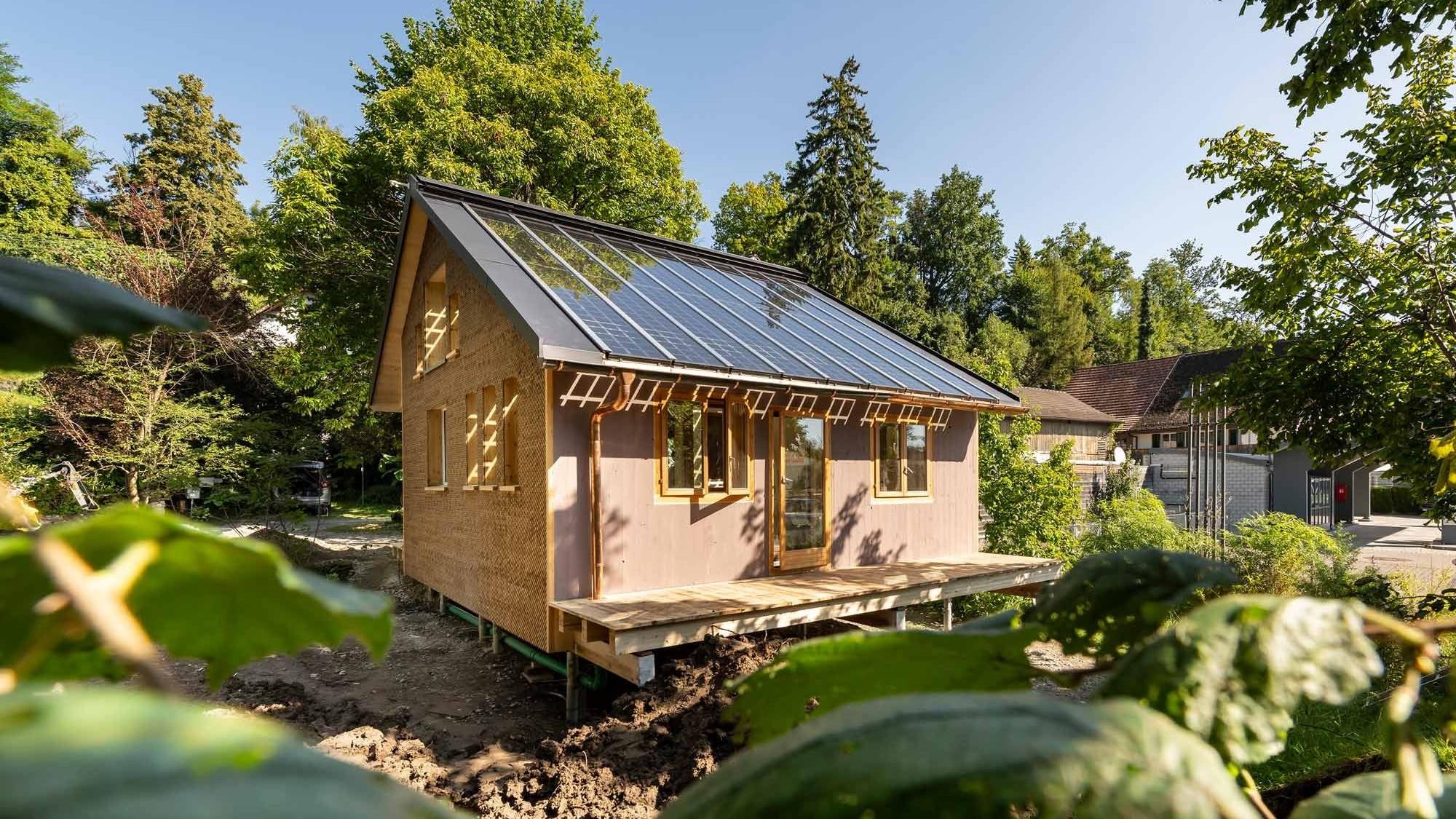 Kreis-Haus in Hombrechtikon