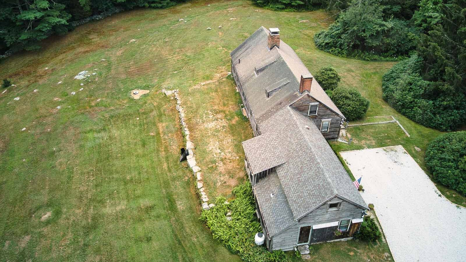 Conjuring-Haus in Burrillville
