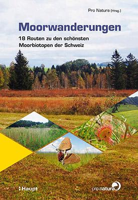 Cover Buch Moorwanderungen