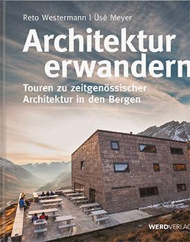 Cover Buch Architektur Erwandern